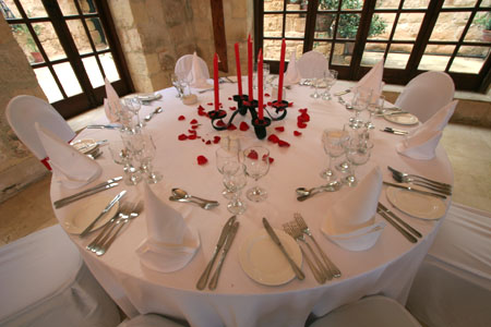 have a wedding in Malta at castello dei baroni malta